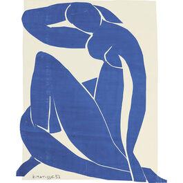 Matisse: Blue Nude II