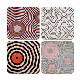 Louise Bourgeois coasters