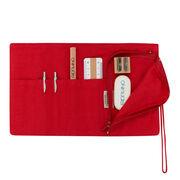 Mini Linen stationery case