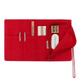 Mini Linen stationery case