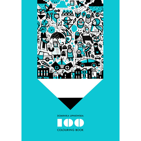 100 Colouring Book