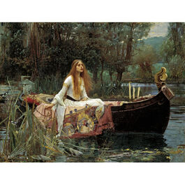 Waterhouse: Lady of Shalott