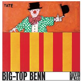 Big-Top Benn (paperback)