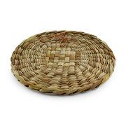 Rush place mat round - medium