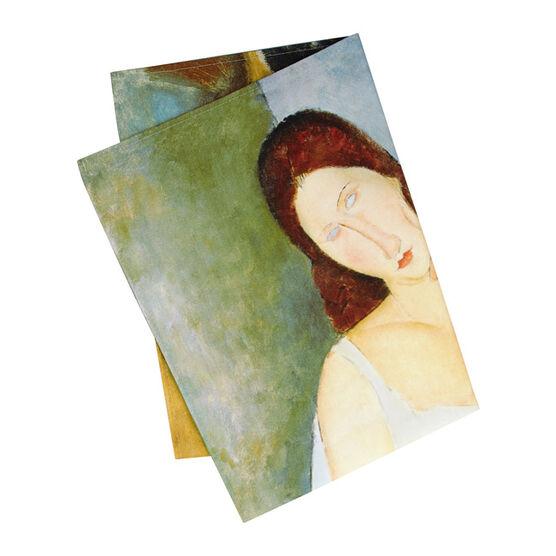 Modigliani Jeanne Hébuterne tea towel