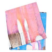 Ella Doran pop marble tea towel