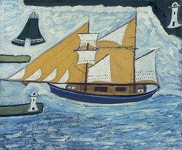 Wallis: The Blue Ship