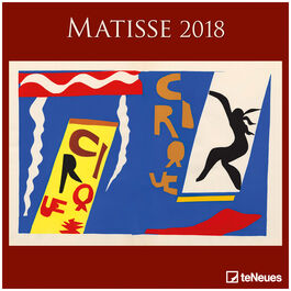 Matisse  2018 calendar