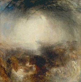 Turner: Shade and Darkness - the Evening of the Deluge