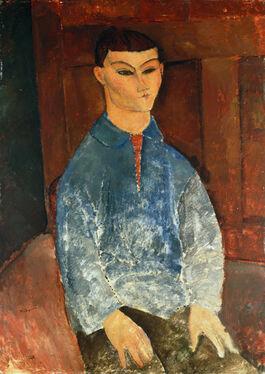 Modigliani: Moïse Kisling Seated
