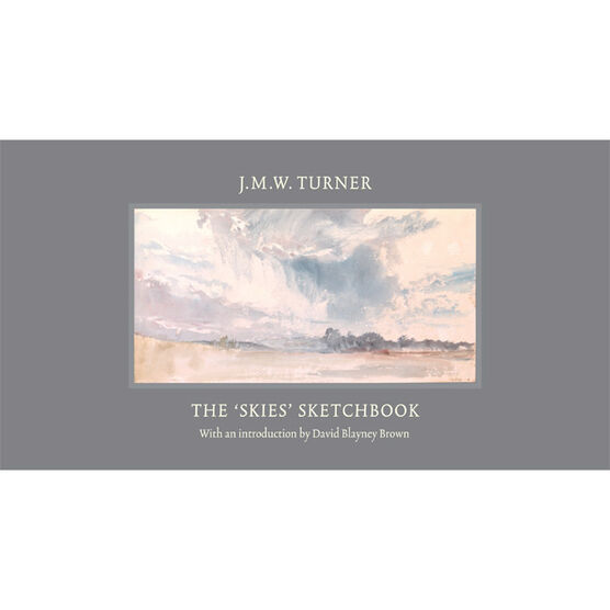 J.M.W. Turner The 'Skies' Sketchbook