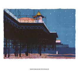 Brighton Pier - unframed print