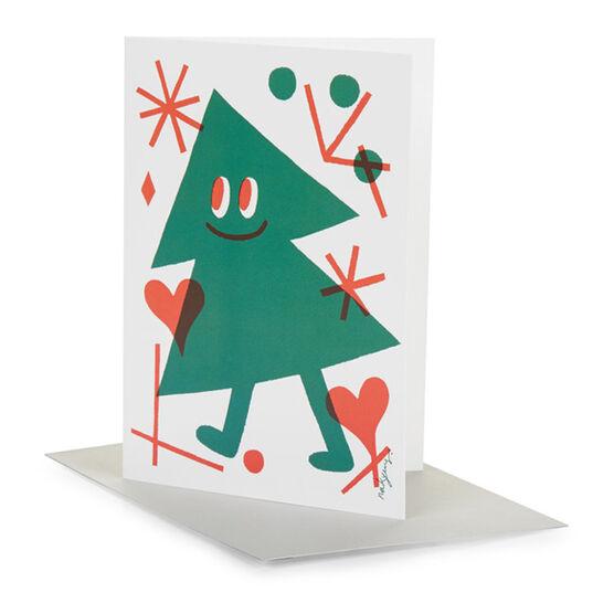 Tate RCA Christmas card Nakyeng Hwang - I am coming (Pack of 6)