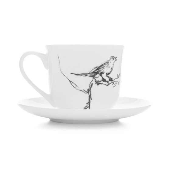 Small and Beautiful teacup and saucer