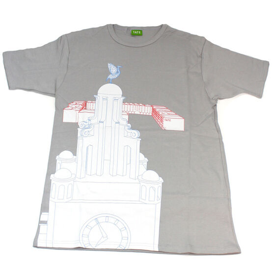 Mersey Icons t-shirt