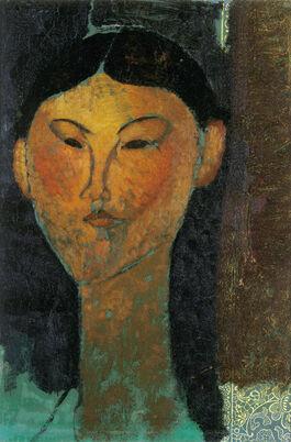 Modigliani: Beatrice Hastings