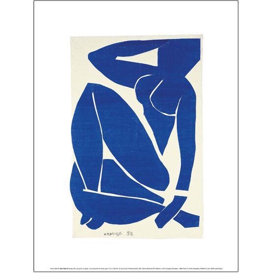 Henri Matisse Blue Nude III (exhibition print)