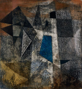 Wells: Painting 1957