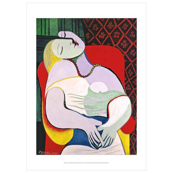 Pablo Picasso: The Dream poster