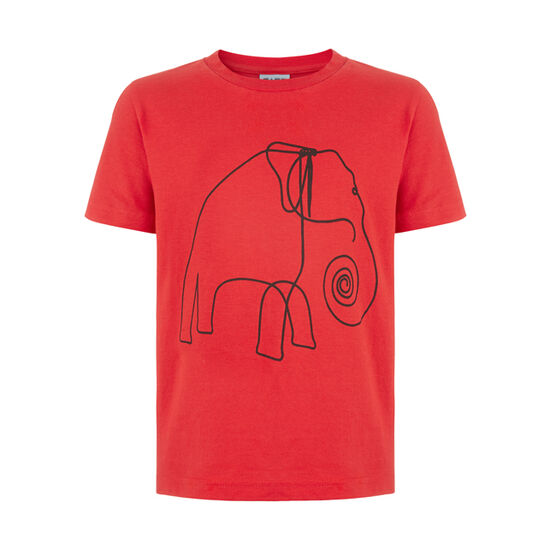 Calder Elephant kid's t-shirt
