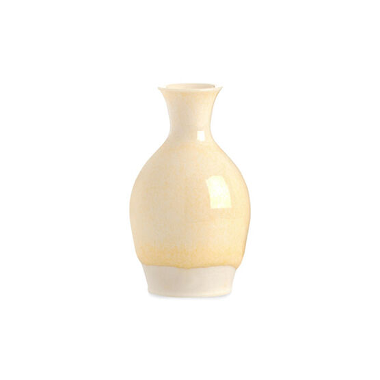 Tiny vase - extra small yellow