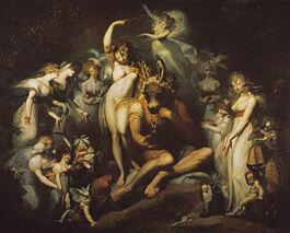 Fuseli: Titania and Bottom