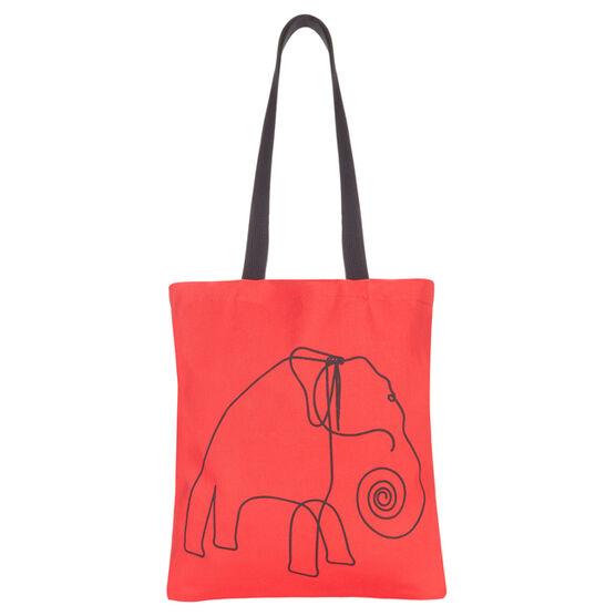 Calder Elephant tote bag
