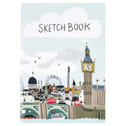 London Calls! Sketchbook