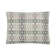 Llarwydden small purple cushion