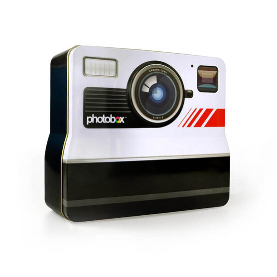 Photobox tin