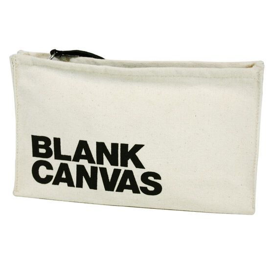 Blank Canvas Pouch