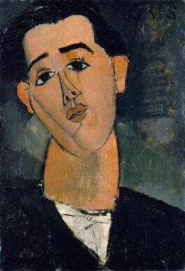 Modigliani: Juan Gris