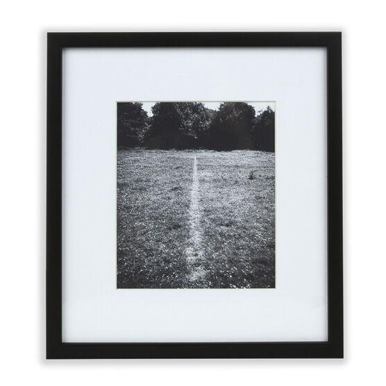 Richard Long Line Made By Walking (framed print)