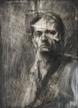 Frank Auerbach: Self-Portrait
