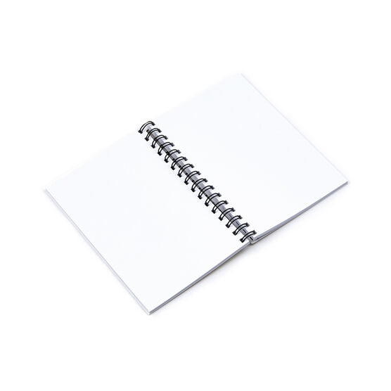 Yoni Alter London A5 Spiral Bound Note book