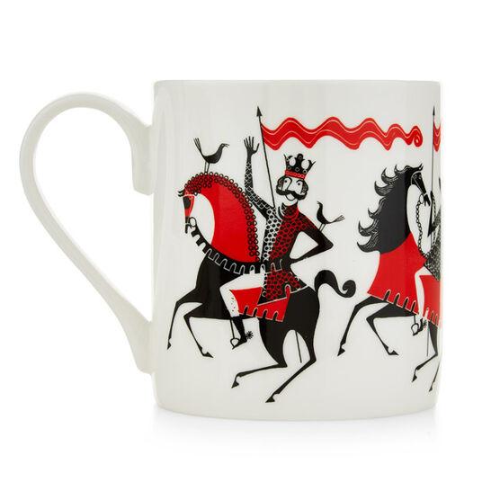 Jill and Dragon Mug