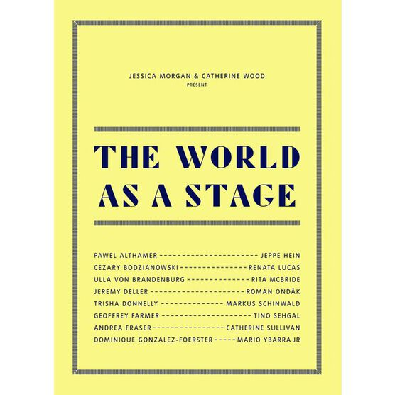 World as a Stage (Paperback)