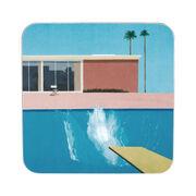 Hockney Bigger Splash Coaster