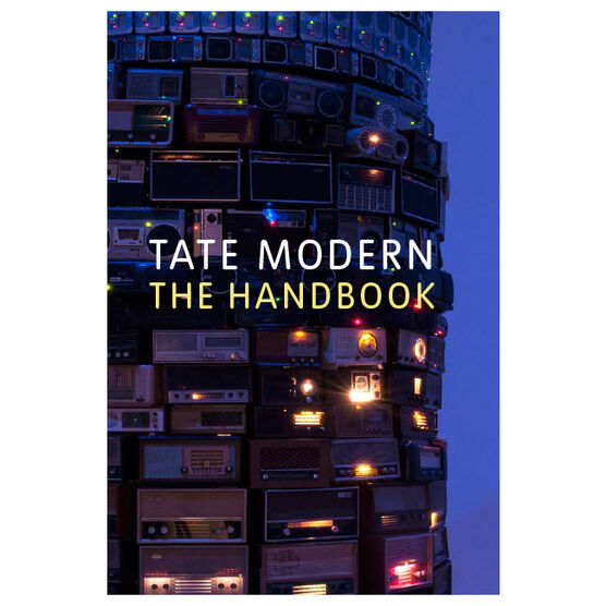 Tate Modern Handbook revised edition 2016