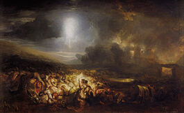 Turner: The Field of Waterloo