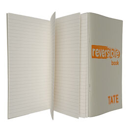 Orange A5 reversible sketchbook