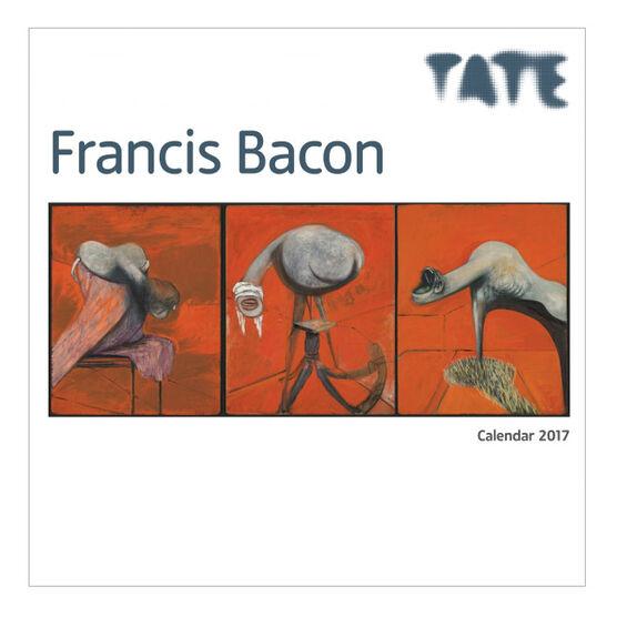 Tate Francis Bacon wall calendar 2017