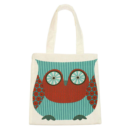 Alice Melvin owl bag