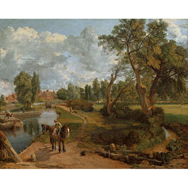 Constable: Flatford Mill