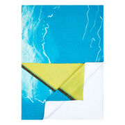 Hockney Bigger Splash towel