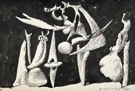 Pablo Picasso: The Crucifixion