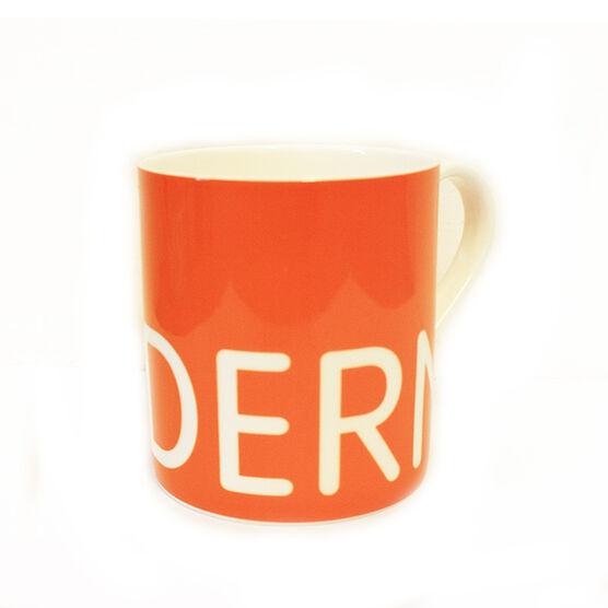 Tate Modern orange mug
