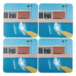 Hockney Bigger Splash Placemats