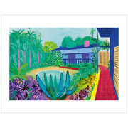 David Hockney Garden (Folio)