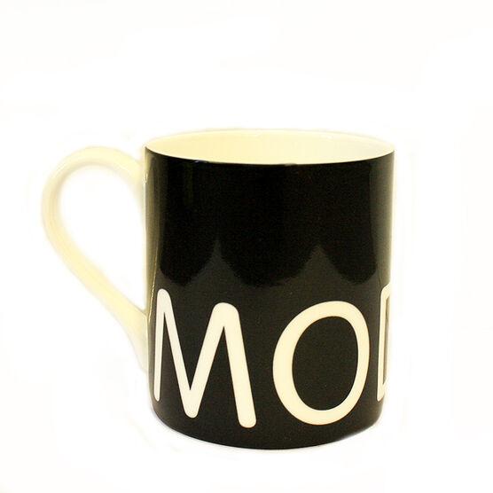 Tate Modern grey mug